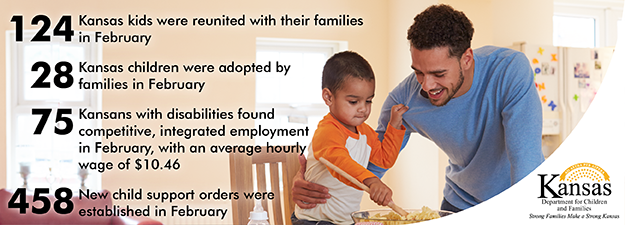 Kansas Department for Children and Families - Home