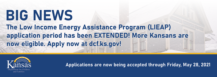 Governor Laura Kelly Announces Expansion of Low-Income Energy Assistance Program